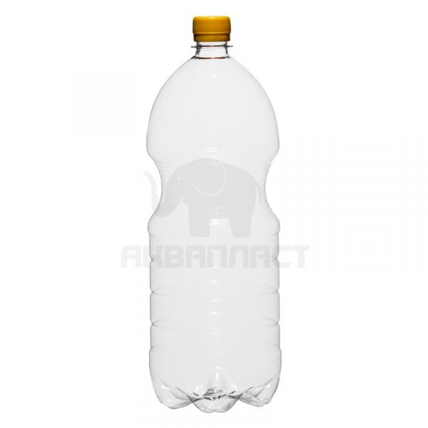 ПЭТ бутылка 2,0 л. Бочка б/ц