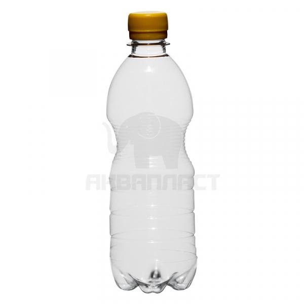 Пэт бутылка 0,5л. Бочка б/ц