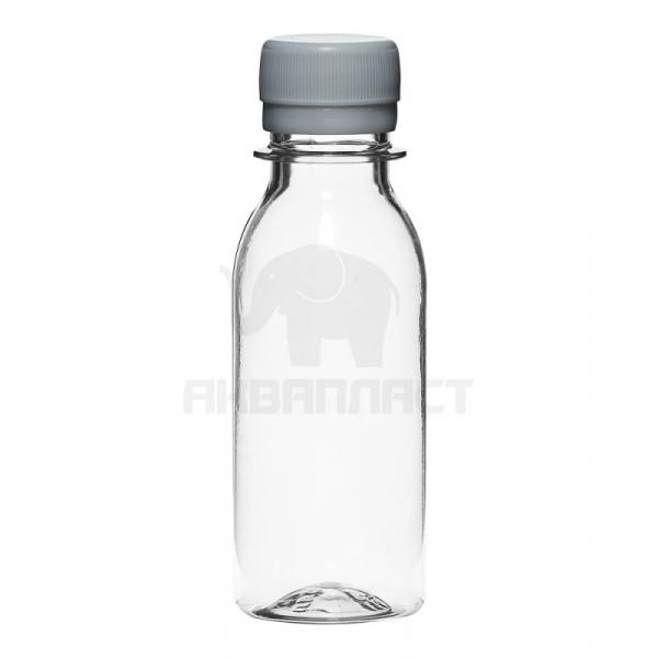 0,1 л. ПЭТФ бутылка б/ц PСО 220 шт