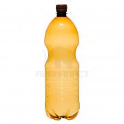 1,5 л. ПЭТФ бутылка тёмная БОЧКА BPF 70 шт Колпачок