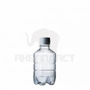 Бутылка ПЭТ 0.2 л. горло 28 мм. с колпачком