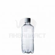 Бутылка ПЭТ 0,3 л. горло 28 мм. с колпачком